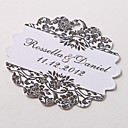 Personalized Scalloped Favor Tag – Magic Vines  (Set of 60)