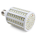 E27 270x3528 SMD 18W 1400LM 3000-3500K Warm White Light LED Corn Bulb (220V)