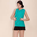 ts asymtrique drap chemise chemisier (plus de couleurs)