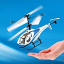Little Dolphin Remote Control RC Infrared Gyro System helicopter (0688-SX28026)