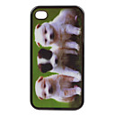 TP1 - Exquisite 3D Animal Pattern Back Cover for iPhone4 and 4s