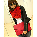 Magnetic Closure PU Crossbody Bag