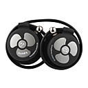 Wireless Folded MP3 Player Headphones + FM Radio Digital ,TF card Reader