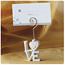 LOVE Design Place Card Holders(set of 4)