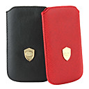 Fashion Protective Leather Case for iPhone 4 4s