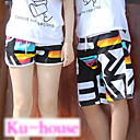 Summer Beach Short Couple Pants