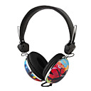 High Quality Stereo Headband Bass Headphone with Microphone