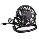 Mini Desktop USB Cooling Fan for Laptops (Black)