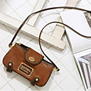 Personality PU Crossbody Bag