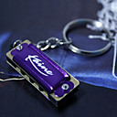 Kaine - (K4-2) Mini Key Chain Harmonica C key/4 Holes/8 Tones