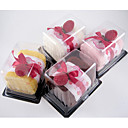Cherry Cake Towel In PVC Gift Box - Set of 2 (More Colors)