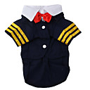 Sailor Style Blazer for Dogs (XS-XL, Blue)