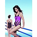 Ladies' Sports One-piece Straps Swimsuit
