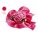 Rose Fairy Dog Hairpin Hair Clip (Assorted Colors)