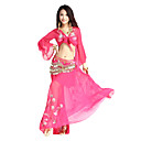 Gorgeous Dancewear Tulle Belly Dance Outfit For Ladies More Colors