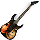 Derulo - Professional CrossBones Stratocaster Electric Guitar with Bag/Strap/Picks/Cable/Whammy Bar