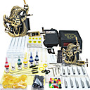 1 kit sculpt pistolet de tatouage pour la doublure et l'ombrage