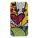 Case Dura para iPhone 4 e 4S - Corao