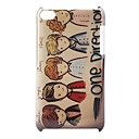 Case Dura para iPod Touch 4 - Cartoon