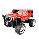 Rastar 01:14 hummer suv autorizado carro de controle remoto