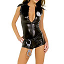 Femmes Sexy Halloween Costume Police (5 Pieces)