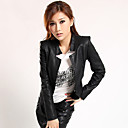 Lady Slim Fashion Jacket Large Size