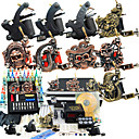 9 Guns Tattoo Kit with LCD Power and 40 Color Ink + Freeshipping