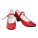 cosplay Schuhe von sailor moon Live Version inspiriert. Rei Hino / sailor mars