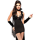 Sexy Black Women's Night Vampire Halloween Costumes