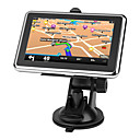 4.3 Inch Touchscreen Car GPS Navigator Support MP3,MP4