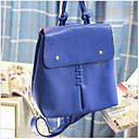 VINTAGE Pure Color Dual-use Crossbody Bag(24*7*32cm)