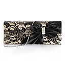 Gorgeous Nylon Clutches With Lace (More Colors)