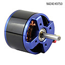 N4240 KV750 Brushless Motor For RC Model