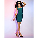Sheath/Column Square Sleeveless Short/Mini Bandage Dress
