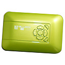 TV Multi Media Player 1080P Full HDD RM MKV SD USB HD HDMI (Green)