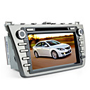 8 de polegada carro dvd player para Mazda 6 (gps, bluetooth, canbus, iPod, RDS, sd / usb)