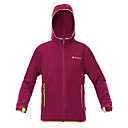 TOROAD Women's Dark Purple Fleece Leisure Sports Jackets