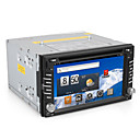 Android 6.2 Inch 2Din Car PC(1GHz 512MDDR3 WIFI 1080P DVB-T)