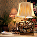 40W E27 Elephant Resinic Table Lamp