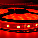 5M Preuve de l'eau rouge Bande LED avec 300 LED