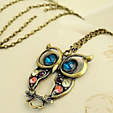 Women's Vintage Cut Out Flower Necklace