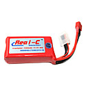 Real-C High Rate 1300mAh 11.1V 3S 20C Li-Polymer Battery