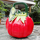 Handmand Red Pumpkin PU Leather Classic Lolita Shoulder Bag/Handbag