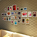 Cadre photo moderne mur Collection Set de 28 PM-28A d'une