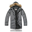 AD-2168 Waterproof VALIANLY Outdoor Men's Skiing Down Jacket