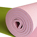 Eco-Friendly PVC extra grosso antiderrapante Yoga Mat Pilates (cores sortidas, 183 centímetros, 10mm)