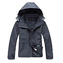 VALIANLY-1150 Waterproof Outdoor Men's Skiing Jacket