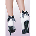 Women's Lovely Lace Bow Short Socks