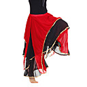 Dancewear Chiffon With Tiers Performance Belly Pant For Ladies More Colors