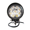 27W Round 9 LED Work Light